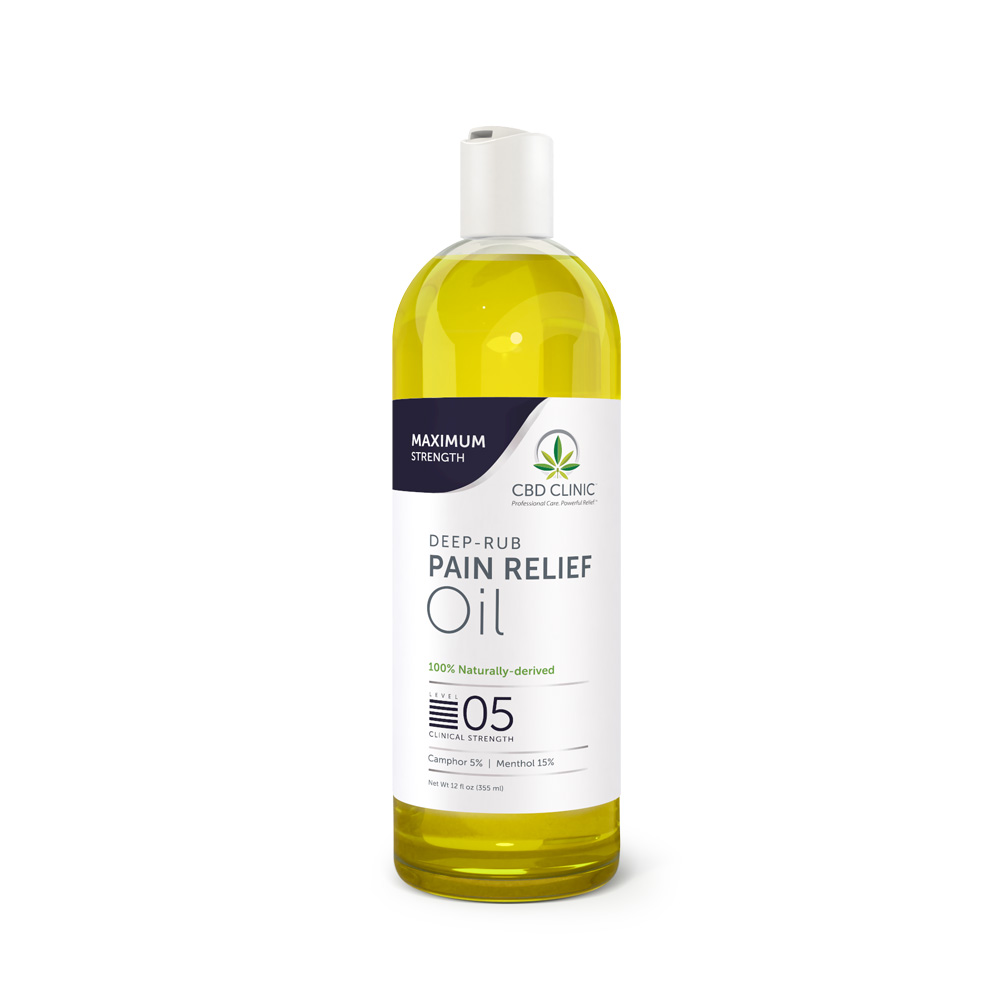 Level 5 Oil 12 oz.